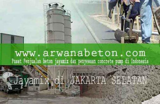 harga beton jayamix jakarta selatan