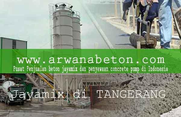 harga beton jayamix Cikupa