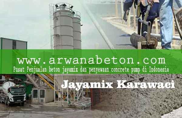 Harga Beton Jayamix Karawaci