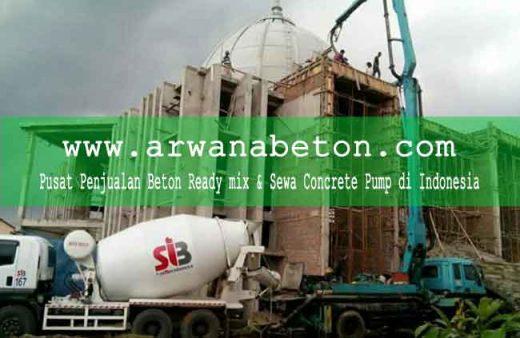 harga semen indonesia beton sgg prima