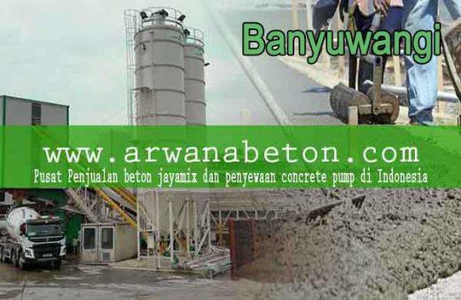 harga beton jayamix banyuwangi