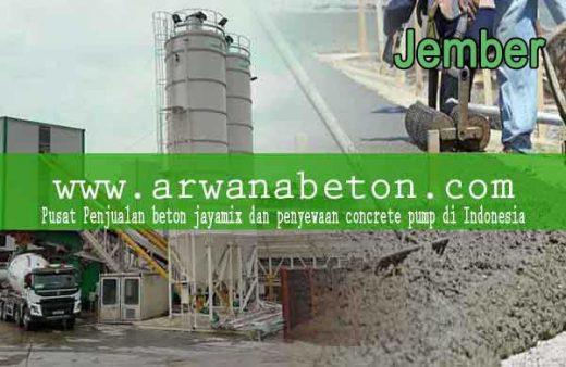 harga beton jayamix jember