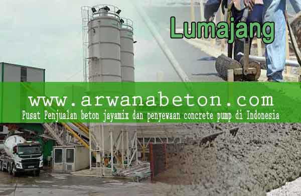 harga beton jayamix lumajang