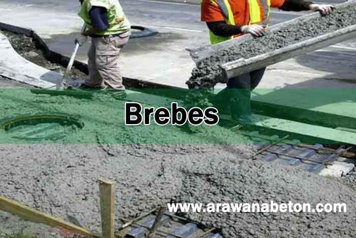 Beton Jayamix di Brebes