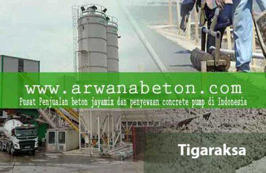 Harga Beton Jayamix Tigaraksa